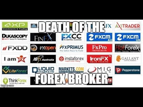 The Coming Death Of Forex Brokerages How The Blockchain Will Eliminate Forex Brokers And Fraud