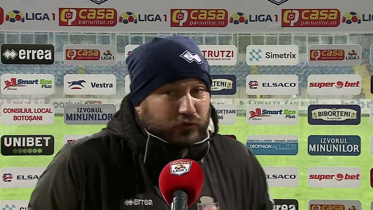 """""""N-ai ce căuta în Liga 1!"""". Marius Croitoru a dus războiul mai departe și a răbufnit"""