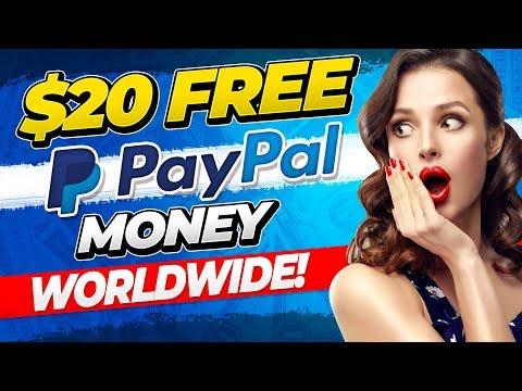 🔥 Earn $20 Fast! FREE PayPal Cash! WORLDWIDE! (Make Money Online)