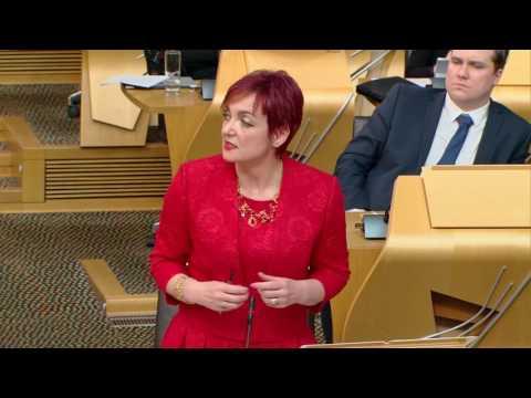 International Women's Day - Scottish Parliament: 7th March 2017