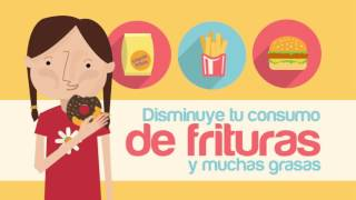 Alimentación saludable en adolescentes [