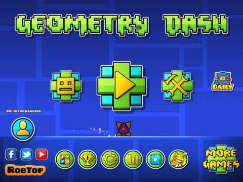 SCRATCH'S SHOP + MASTER EMBLEM + CHAMBER OF TIME   Geometry Dash