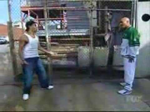 Mad Tv- Gangsta fight