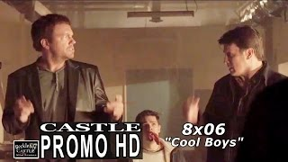 "Castle 8x06 Extended Promo  Castle Season 8 Episode 6 Promo ""Cool Boys"" (HD)"
