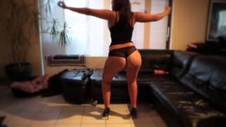 ТАНЕЦ ПОПОЙ DANCE booty Lady Dance Striptease plastic Dancing ass