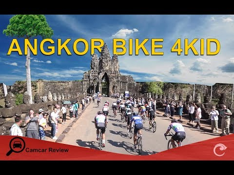 ANGKOR Bike 4kids racing bicycle champion in Angkor Empire