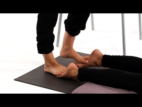 How to Use Your Feet | Shiatsu Massage