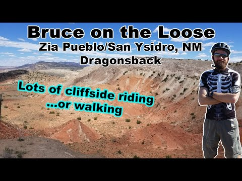 MTB Dragonsback   Zia Pueblo NM