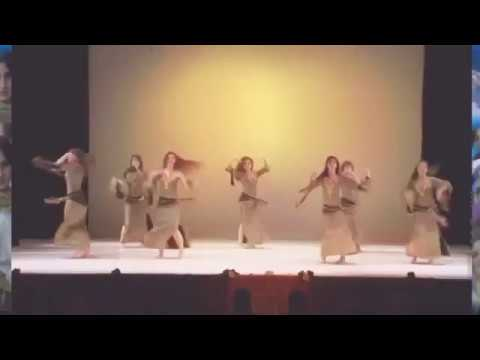 Beautifull Ladies Afghani Dance on Gul Panra New Pushto Farsi Song