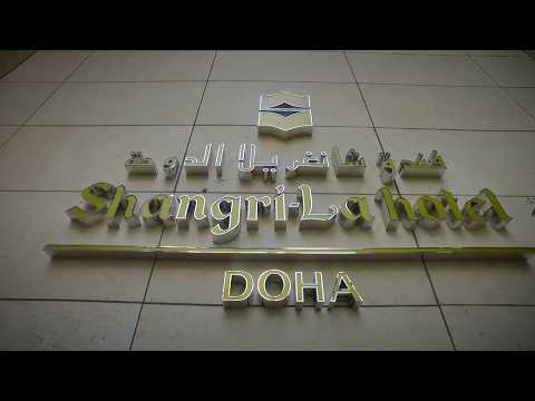 Heya Arabian Fashion Exhibition 10th Edition  Shangri La Hotel Doha