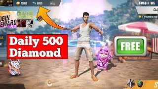 HOW TO GET FREE UNLIMITED DIAMOND || FREE FIRE ME FREE ME TOP UP KESE KERE 2020 |