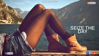 "Happy Rap BEAT Hip Hop Chill Out Instrumental 2015 – ""Seize The Day"""
