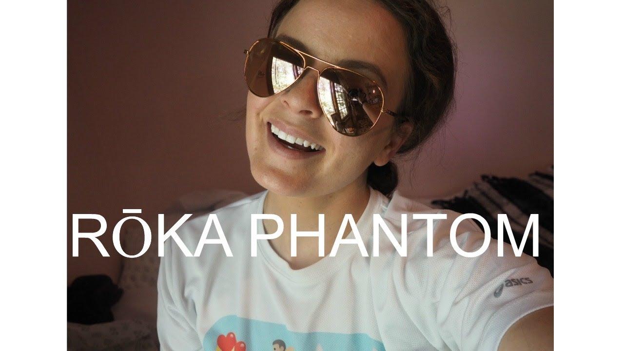 646a826f00f RŌKA Sunglasses Unboxing - YouTube