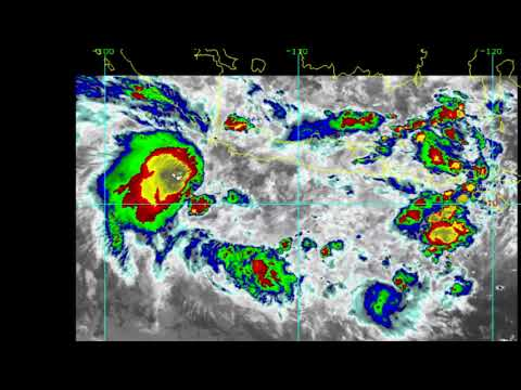 Latest on Tropical Cyclone Dahlia and developing severe weather Victoria Nov 30 15:14AEST