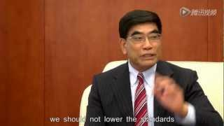 SINOPEC Chairman: we will never apply double standards.mpg