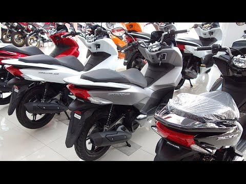 Honda PCX 2016 bikes for sale in Phnom Penh [ Motorcycle Cambodia Videos ]