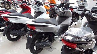 Honda PCX 2016 bikes for sale in Phnom Penh [ Motorcycle Cambodia Videos ]