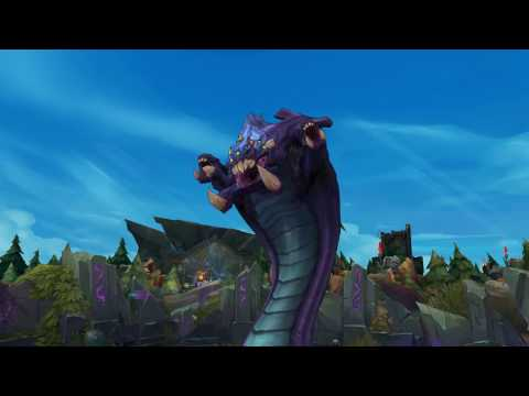 Baron Nashor League of Legends Cinematic