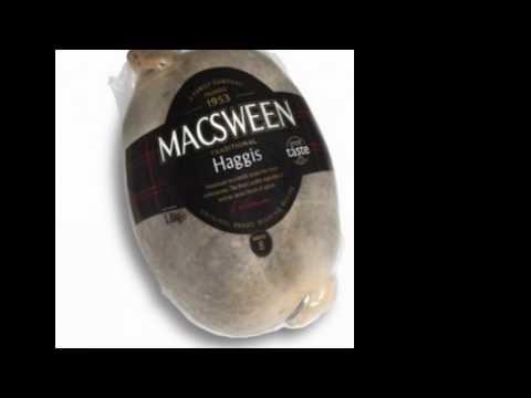 Buy MacSween Haggis Video