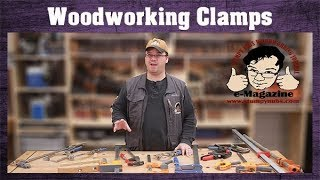 What woodworking clamps should you buy?