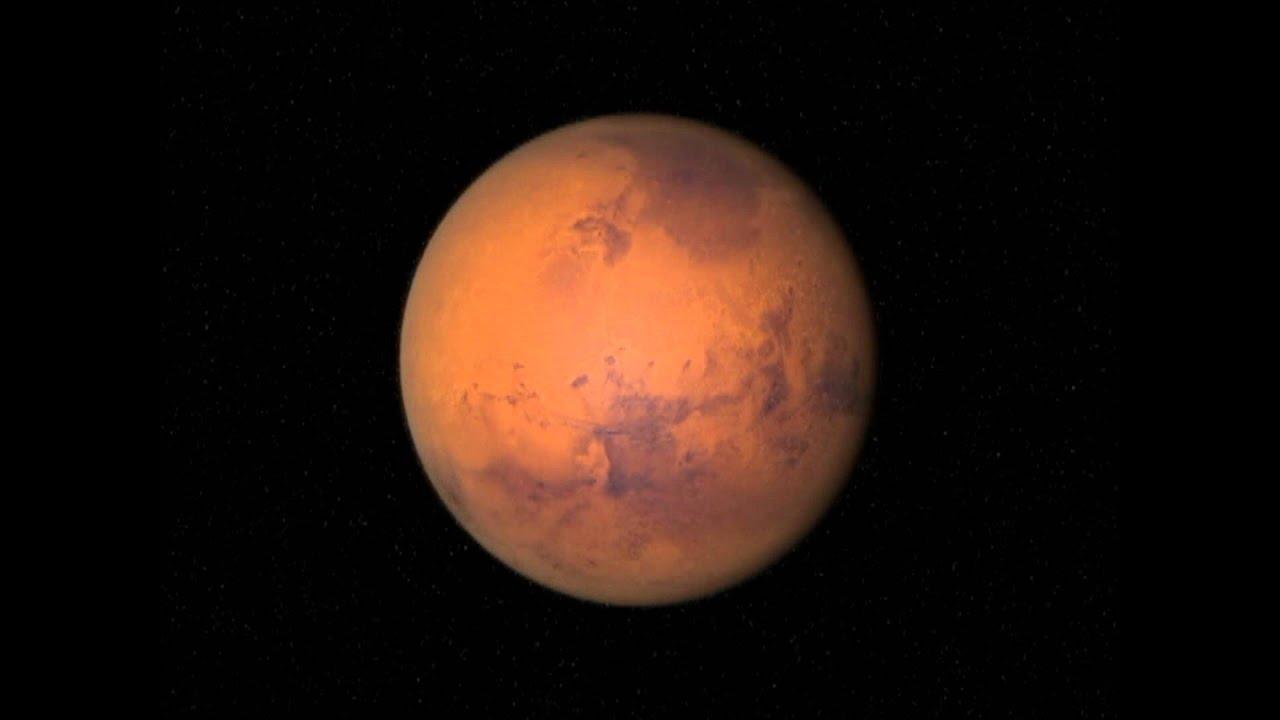Mars 3D Model - YouTube