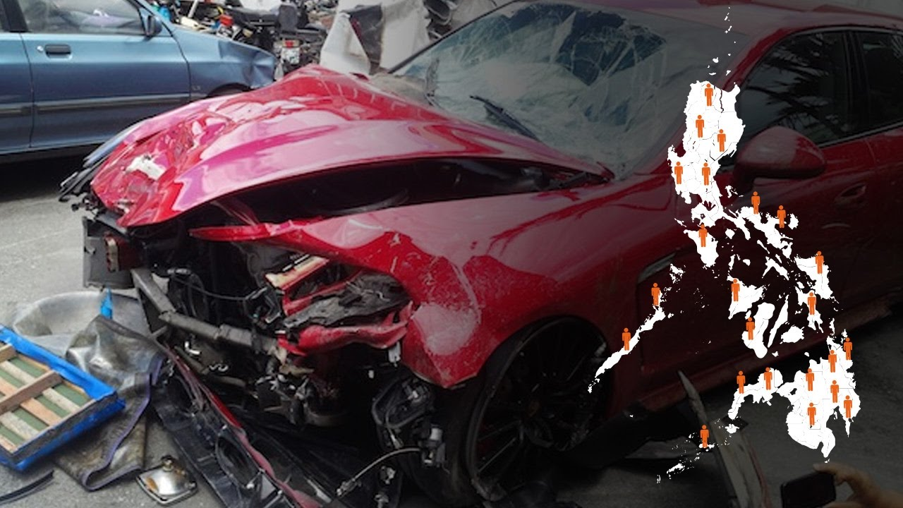 Road crash incidents in the Philippines