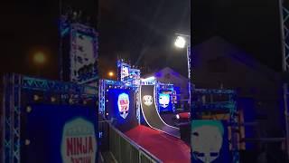 נינג'ה ישראל 2018 פדיחה של אסי עזר
