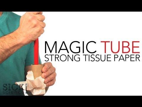Magic Tube - Sick Science! #134