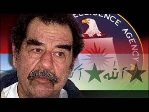 Truth about Saddam Hussein - CIA's love of Coups (Re-Upload)