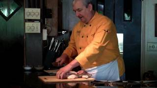 Chef Ray - How to Cut Up a Whole Chicken