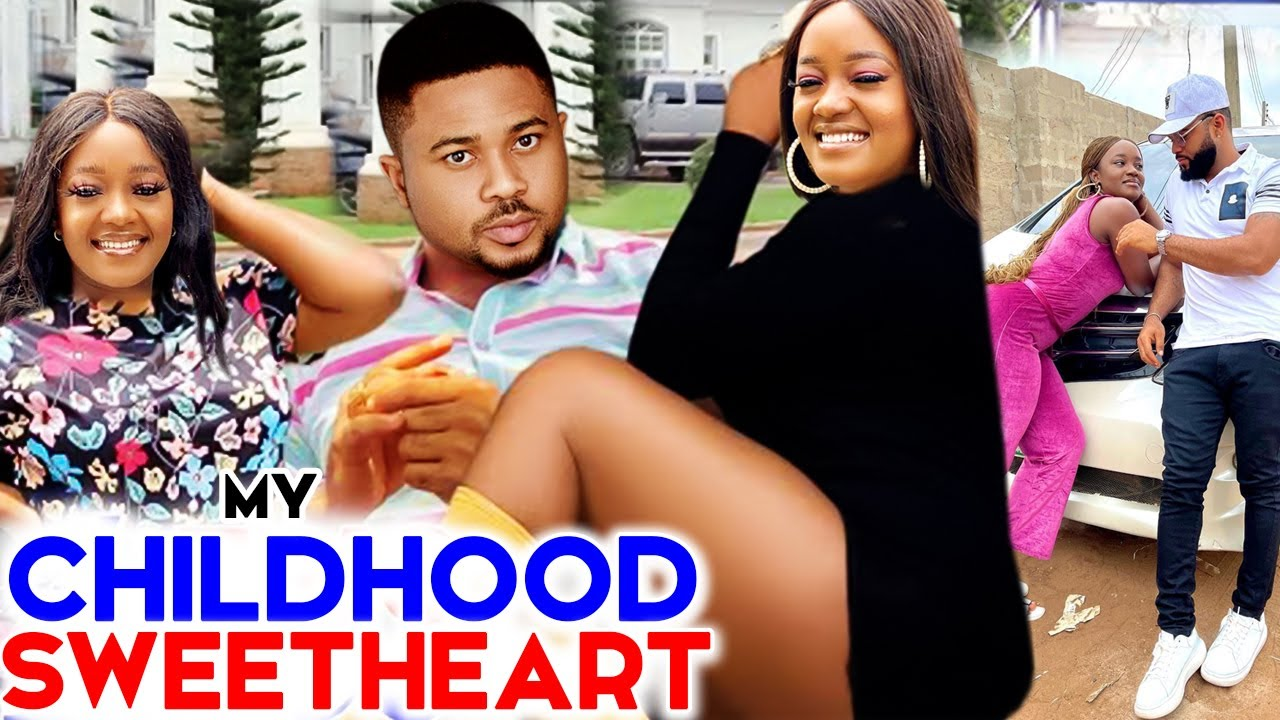 Download MY CHILDHOOD SWEETHEART COMPLETE MOVIE- MIKE GODSON & LUCHY DONALDS 2021 LATEST NIGERIAN MOVIE