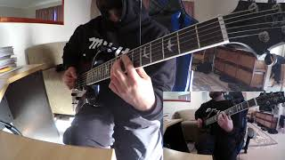 SCAR SPANGLED BANNER - Exodus guitar cover