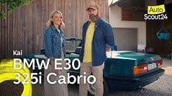BMW E30 Cabrio: Eine Legende auf Eroberungskurs
