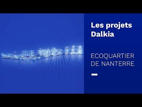 Double Smart Grid Nanterre Coeur Université