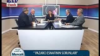 Pazarcı Esnafının Sorunları (30.11.2015)- NURGÜL YILMAZ & www.nurgulyilmaz.com Video