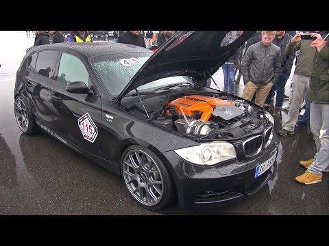 750HP BMW 150i G-POWER BI-COMPRESSOR V10!