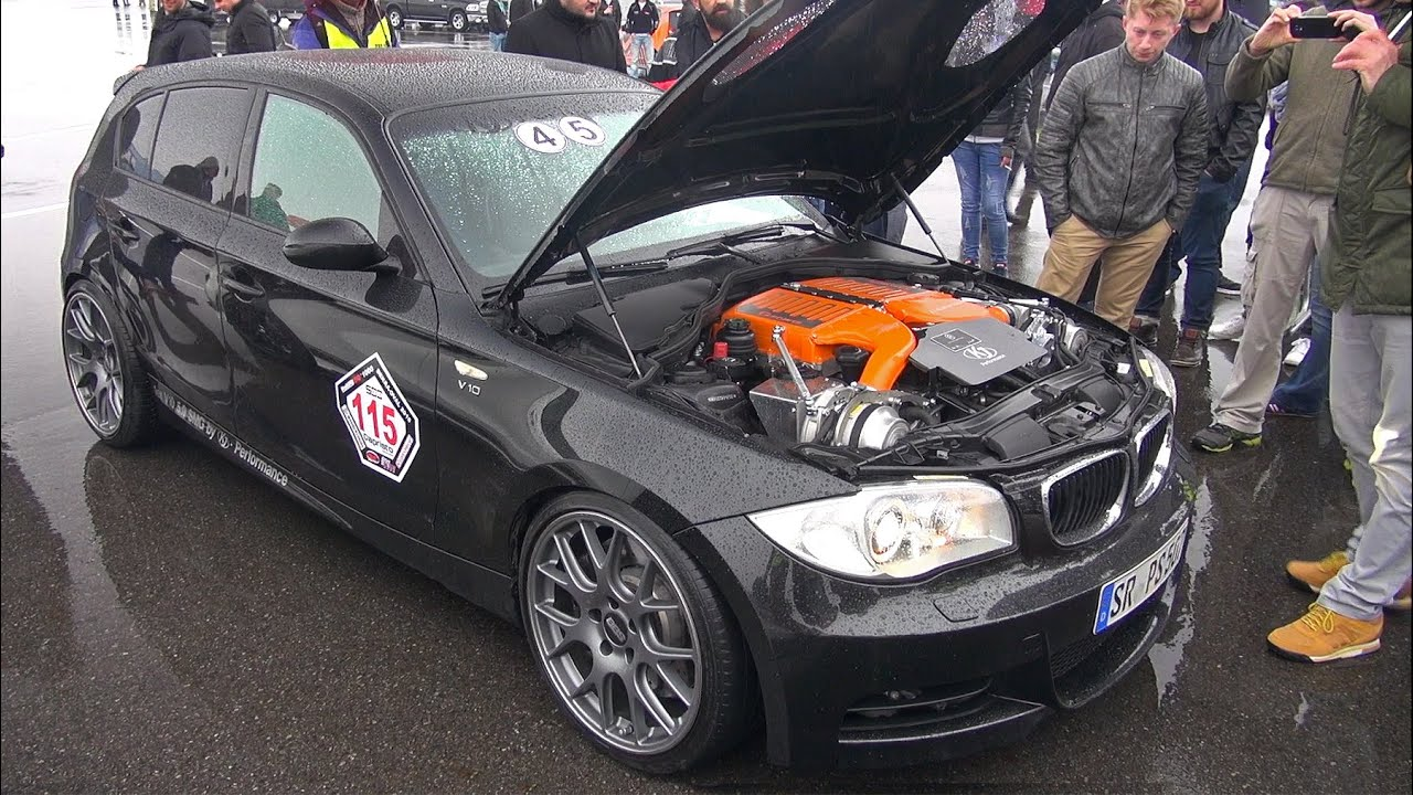 750hp Bmw 150i G Power Bi Compressor V10 Youtube