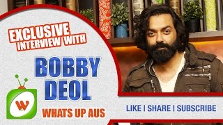 Bobby Deol | Ramta Jogi | Exclusive Interview | Whats Up Aus