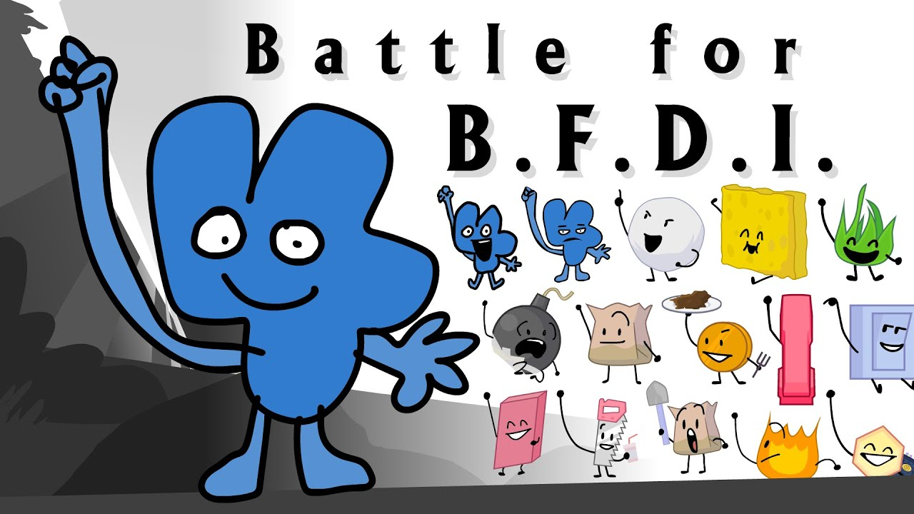 Download Battle for B.F.D.I. - Season 4a (All Episodes)
