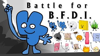 Battle for B.F.D.I. - Season 4a (All Episodes)