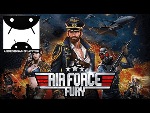 Air Force Fury Android GamePlay Trailer (1080p) (By E-Link Entertainment) [Game For Kids]
