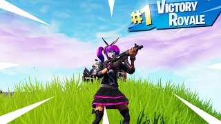 New LACE Skin Gameplay In Fortnite Battle Royale..