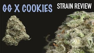 Strain Review Saturday Ep. 6: Gorilla Cookies