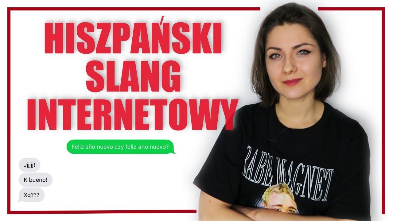 """Hiszpański SLANG internetowy czyli co znaczy """"JJJJJ!"""" i jaka jest różnica e/ ANO i AÑO  ★ so Kayka"""