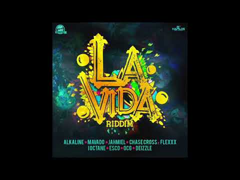 ALKALINE   RED EYES CLEAN  | LA VIDA RIDDIM | 2017