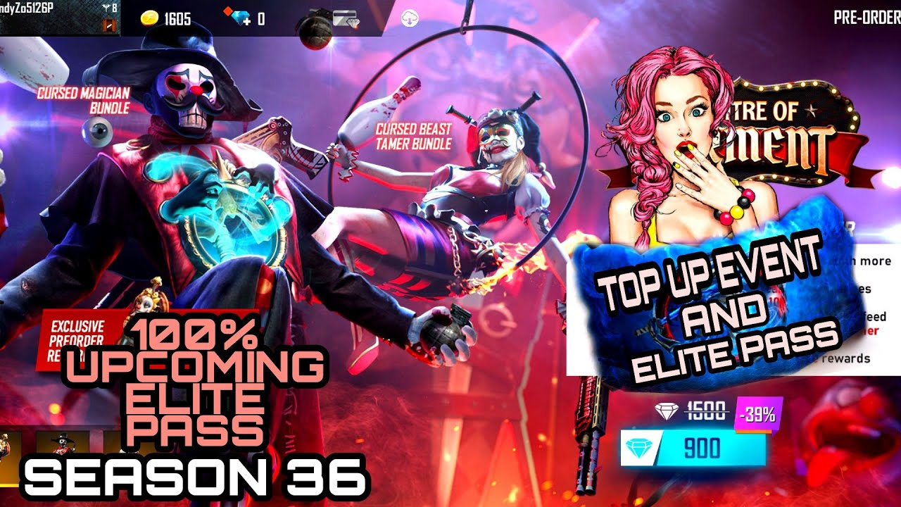 May elite pass free fire 2021 and new upcoming top up event    Gsx Gamers    garena free fire 🔥