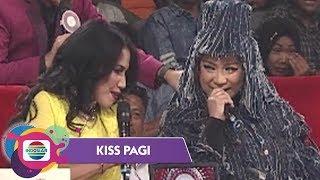 Melly Goeslaw Diajari Nyanyi Dangdut Oleh Rita Sugiarto - Kiss Pagi