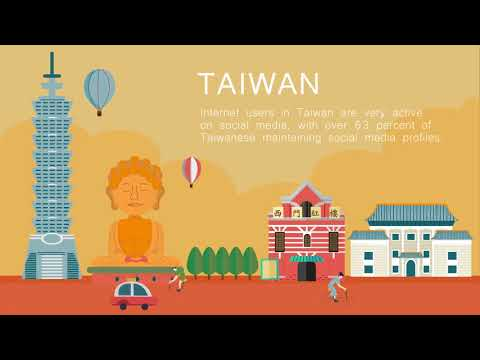 2017-18 Asian Media Landscape Overview for Hong Kong, Singapore, Taiwan and Malaysia