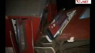 Un tren de călători a deraiat în judeţul Dolj. Circulaţia pe