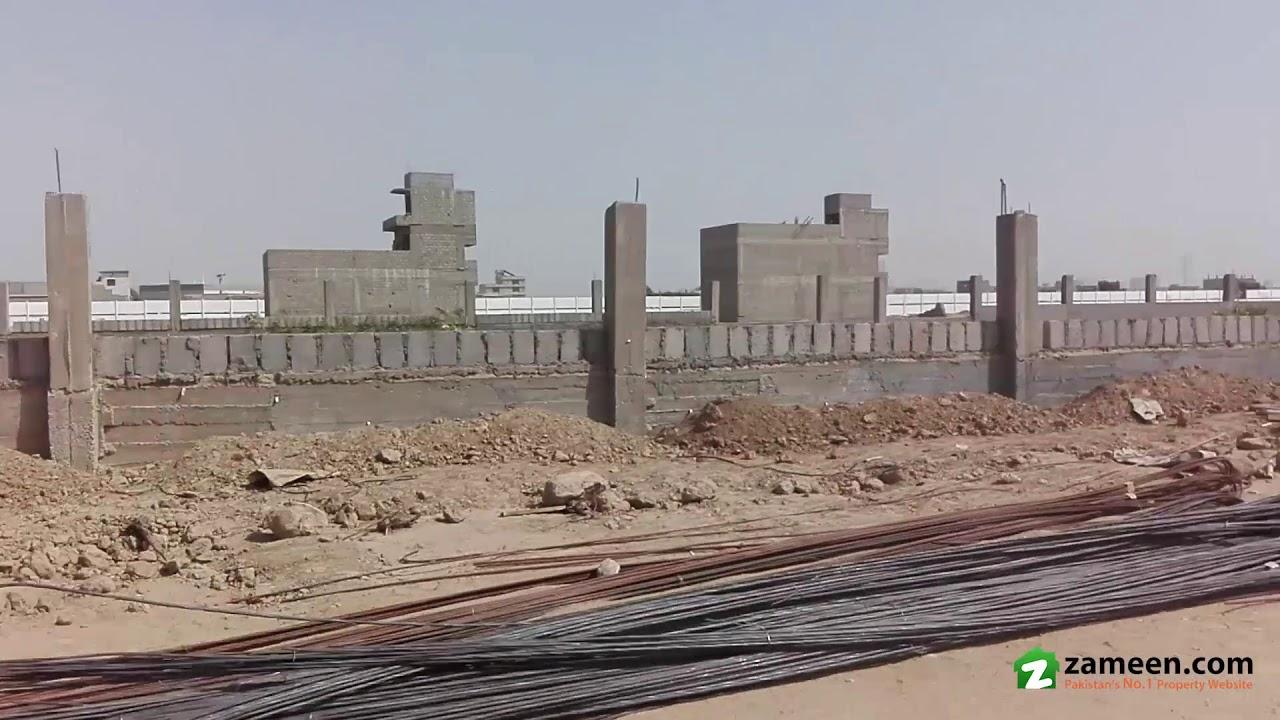 120 Sq Yd  RESIDENTIAL PLOT IS AVAILABLE FOR SALE IN GULSHAN-E-MUSTAFA  KARACHI